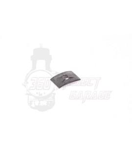 Rondella elastica rettangolare fissaggio cresta parafango anteriore e coperchi fanale posteriore special