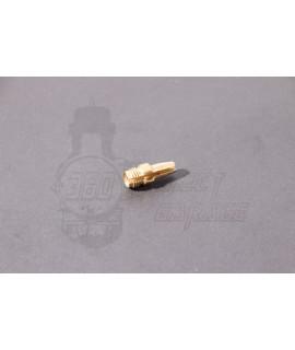 Nipplo fissaggio valvola gas carburatore VHSB 39 Dell'orto