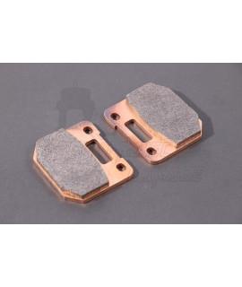 Pastiglie mescola metallica sinterizzata Stage 6 pinza freno Stage6, Bgm, rpm, Voca, Adeline