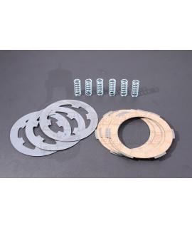 Kit dischi 4 frizione rinforzato 6 molle Ferodo Vespa 50 HP, PK, XL, Rush