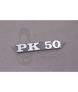 Targhetta laterale Vespa PK 50