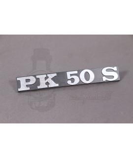 Targhetta laterale Vespa PK 50 S