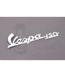 Targhetta anteriore Vespa 150 VBA, VBB, VGLA-B