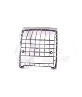 Griglia protezione fanale posteriore moplen nera Vespa PX 125, 150, 200, Arcobaleno