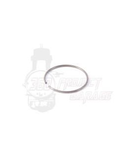 Anello di tenuta boccale alluminio collettore Carburatori SHB 16.10, 16.16, 19.19 Dell'orto