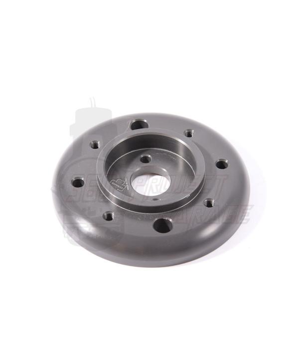 Piattello appesantimento rotore accensione PVL 800gr Crimaz compatibile con ventole in plastica ( vespatronic, parmakit ecc)