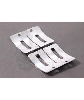 Kit stopper pacco lamellare CR 85 in acciaio inox