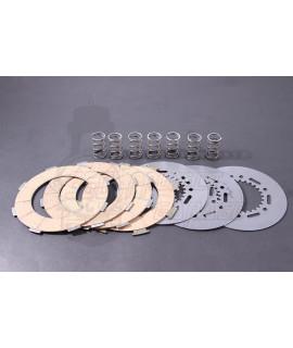 Kit dischi frizione 7 molle Ferodo Vespa PX 200, P200E