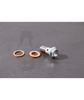 Vite bullone raccordo idraulico pinza formula M8x1 mm