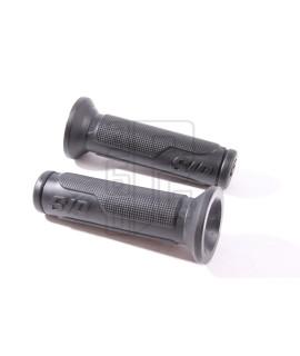 Manopole Sip series Pordoi nero Vespa Smallframe, Largeframe diametro 24/24 mm