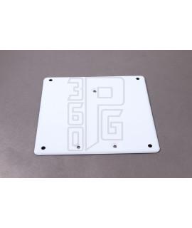 Porta targa in metallo 170x170 Vespa V30, V 33, VM, VN, VL, VB1, VBA, VNA, VNB, VBB