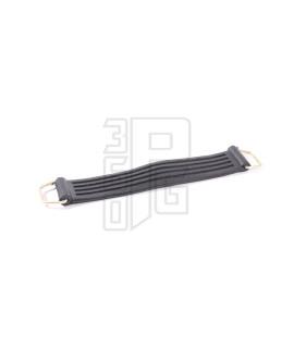 Cinghietta in gomma fissaggio batteria Vespa PX 125, 150, 200, T5