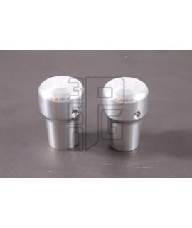 Piedini cavalletto diametro 22 mm in Ergal Vespa PX 125, 150, 200, PK, LML, T5, ETS, Rush, MY